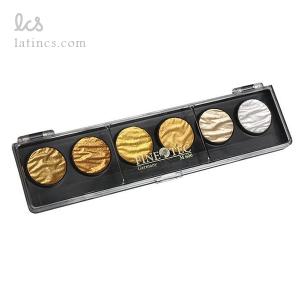 آبرنگ متالیک فاین تک مدل طلا و نقره gold m600