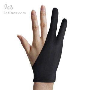 دستکش طراحی دو انگشتی