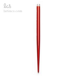 دسته قلم قفل دار کرتاکالر رنگ قرمز