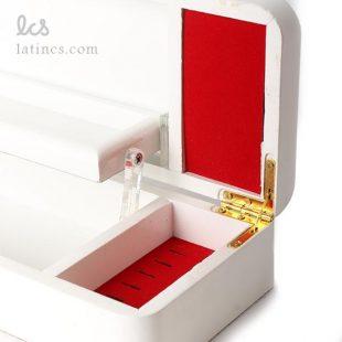 جعبه ابزار خطاطی رنگ سفید